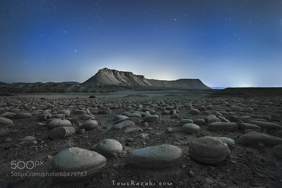 Photograph Beyond Earth by Tomer Razabi on 500px