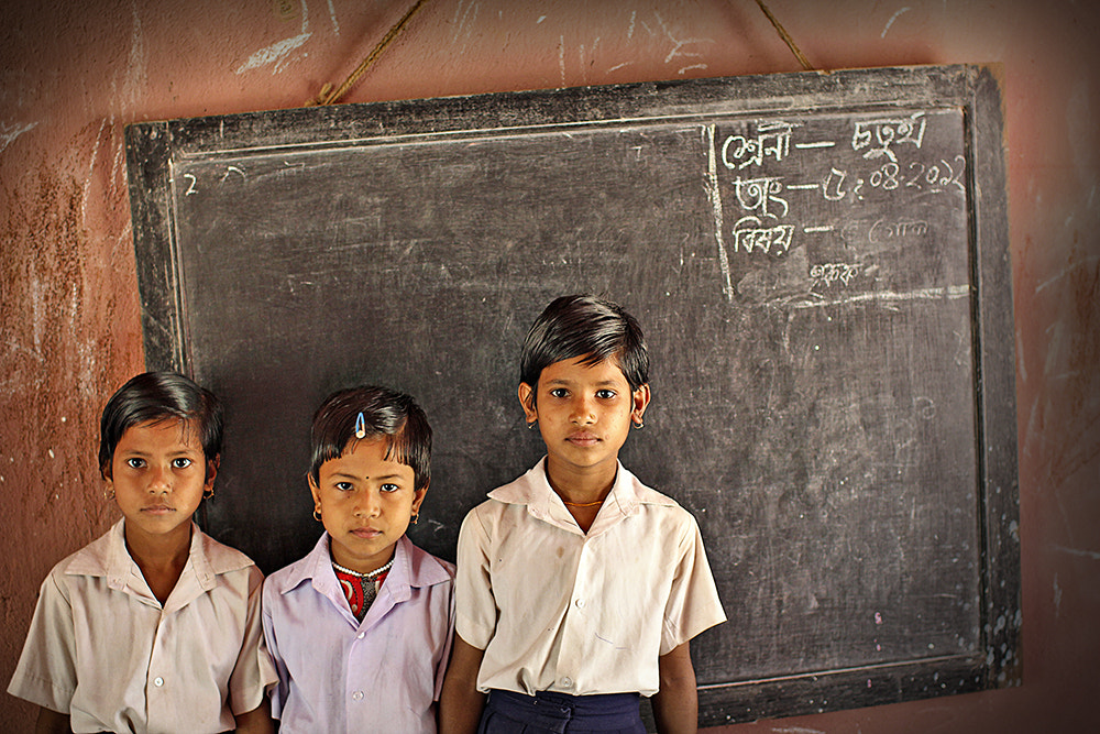 Photograph Our School by Rudra Mandal on 500px