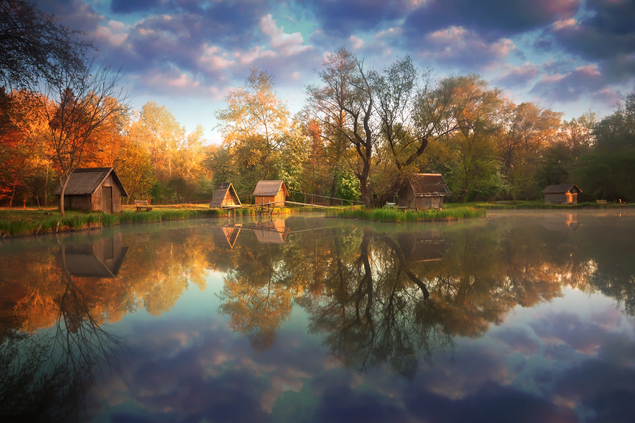 Photograph fairytale therapy by Adam Dobrovits on 500px