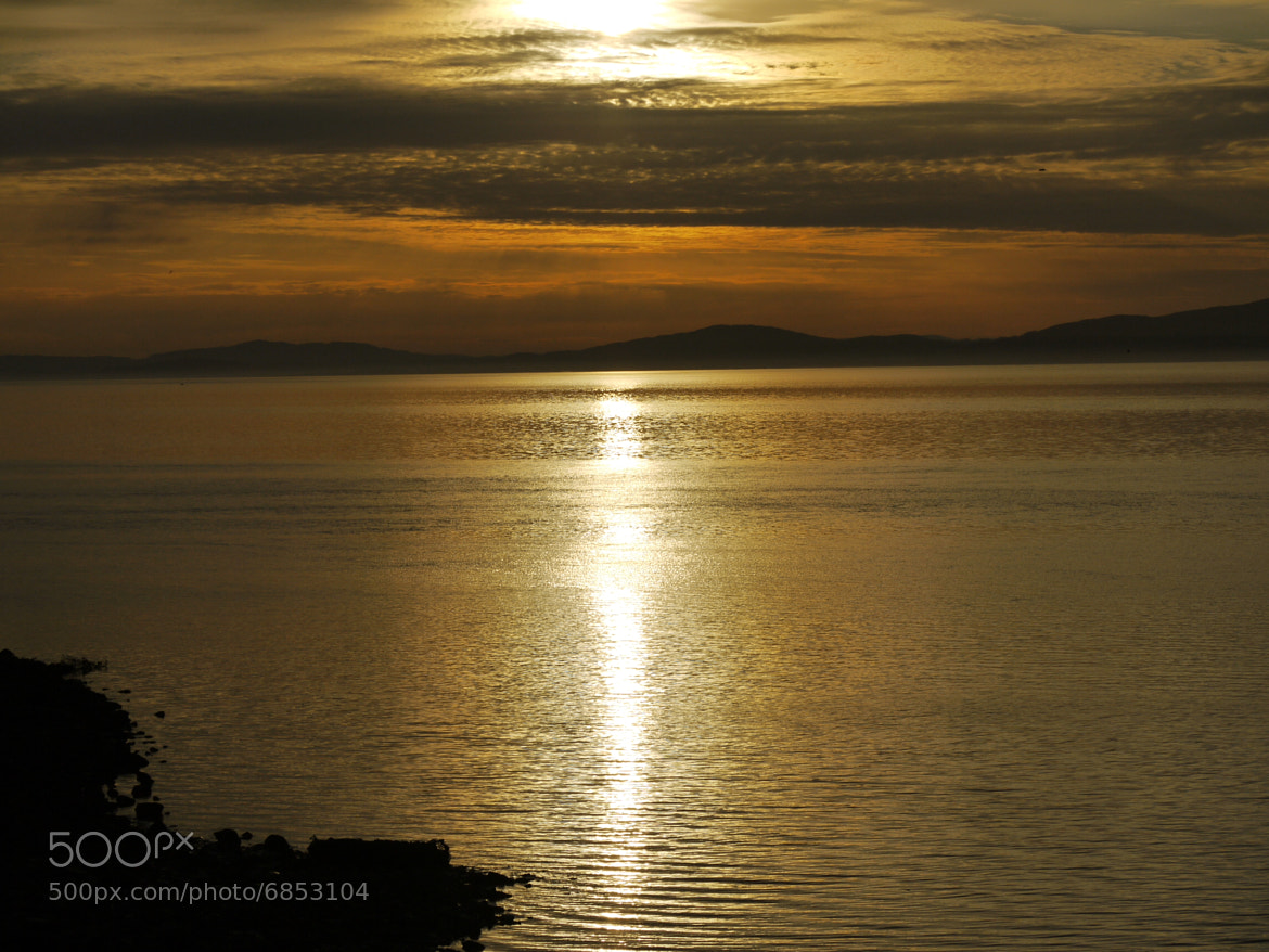 Photograph Solway Sunset by Carole Critchley on 500px
