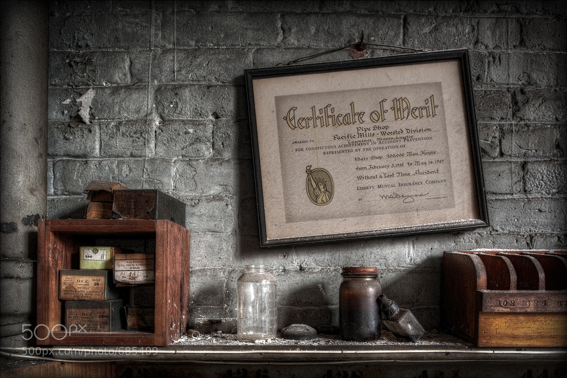 Photograph Certificate of Merit by Bob Lussier on 500px