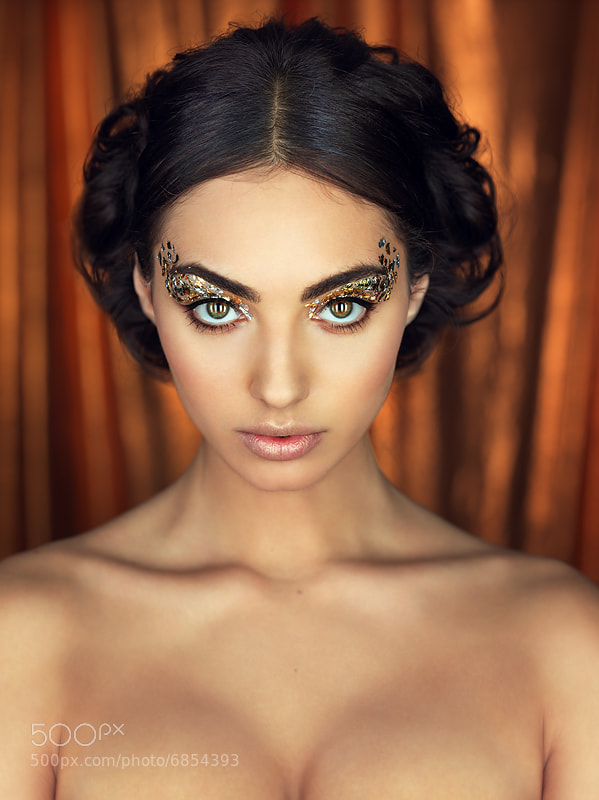 Photograph make me up | project by Vladimir Zotov on 500px
