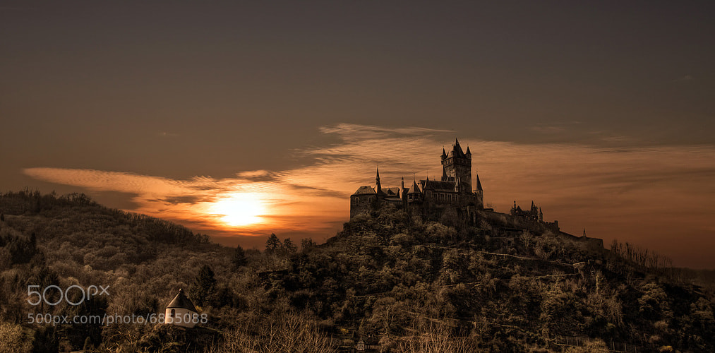 Photograph Die Reichsburg by ---Jan --- on 500px
