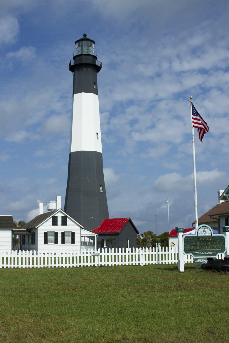 Photograph Tybee Island Light by Sonny Hamauchi on 500px