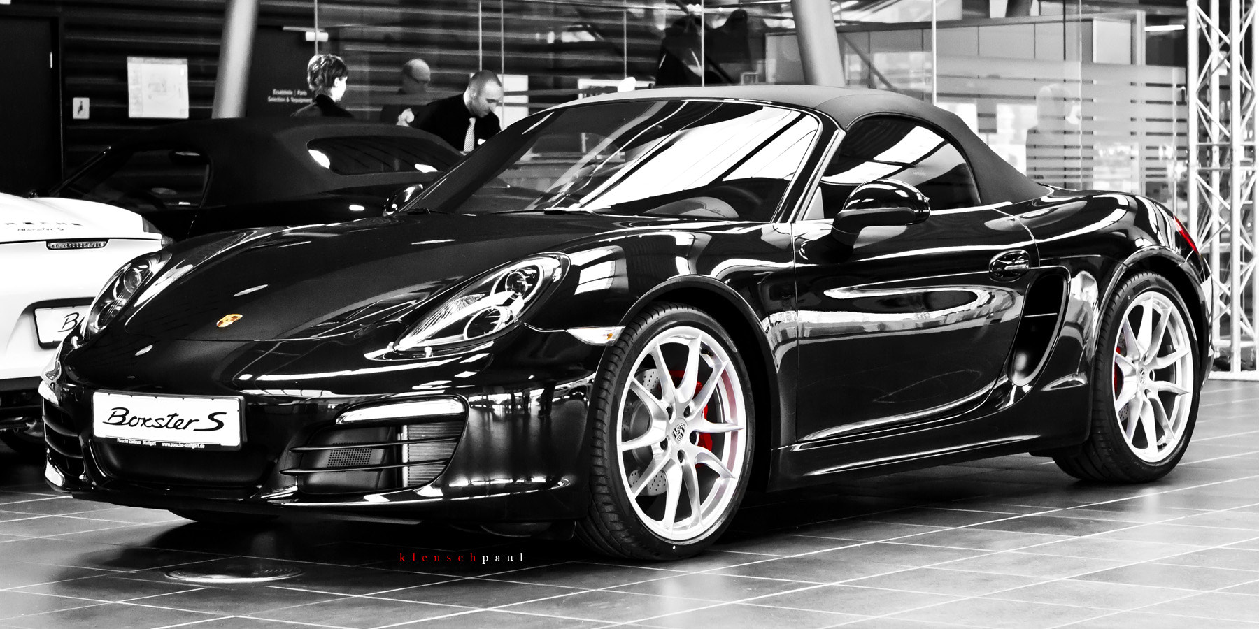 Photograph Porsche 981 by Paul Klensch on 500px