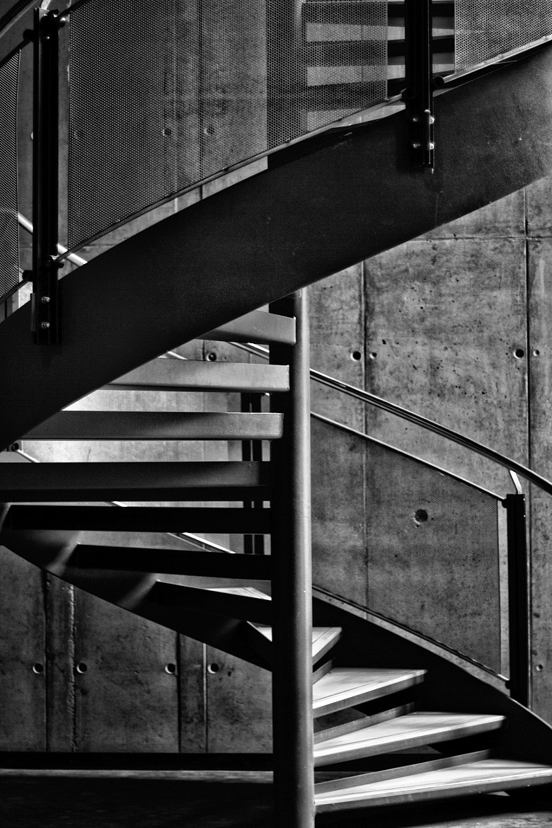 Photograph circular staircase by Stefanie Seelhof on 500px