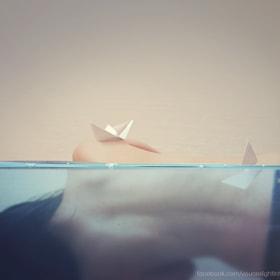 Siamo navi alla costante ricerca di enormi iceberg. L'abbiamo scelto noi, di affondare.