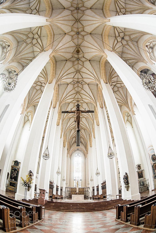 Photograph Frauenkirche Munich by Marco Opitz on 500px