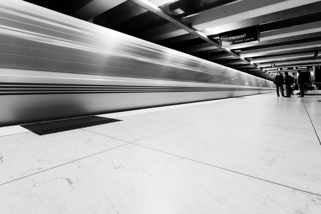 Photograph Rapid Transit by John Wright on 500px
