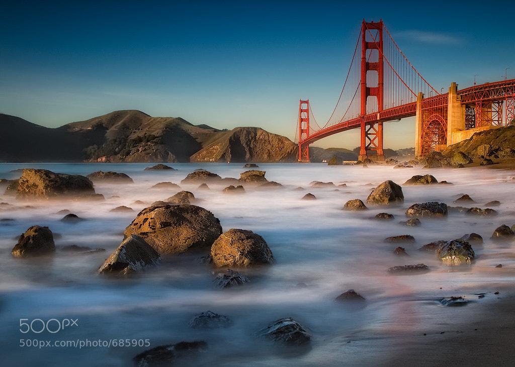 Photograph Golden Gate by Jon G on 500px