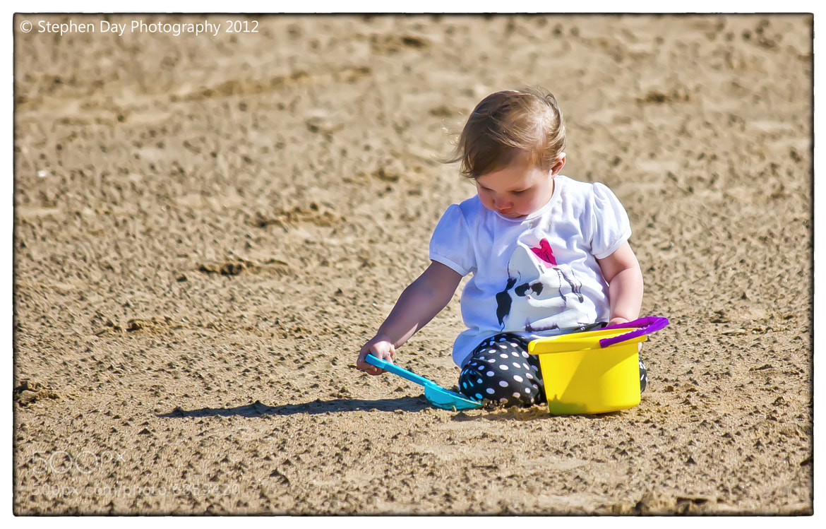 "Photograph ""Sand Play"" by Stephen Day Photography on 500px"