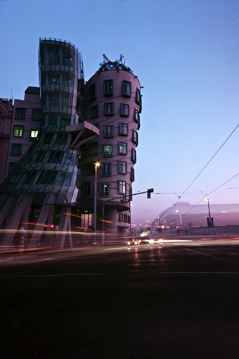 Photograph Dancing House by Stepan Lorenc on 500px
