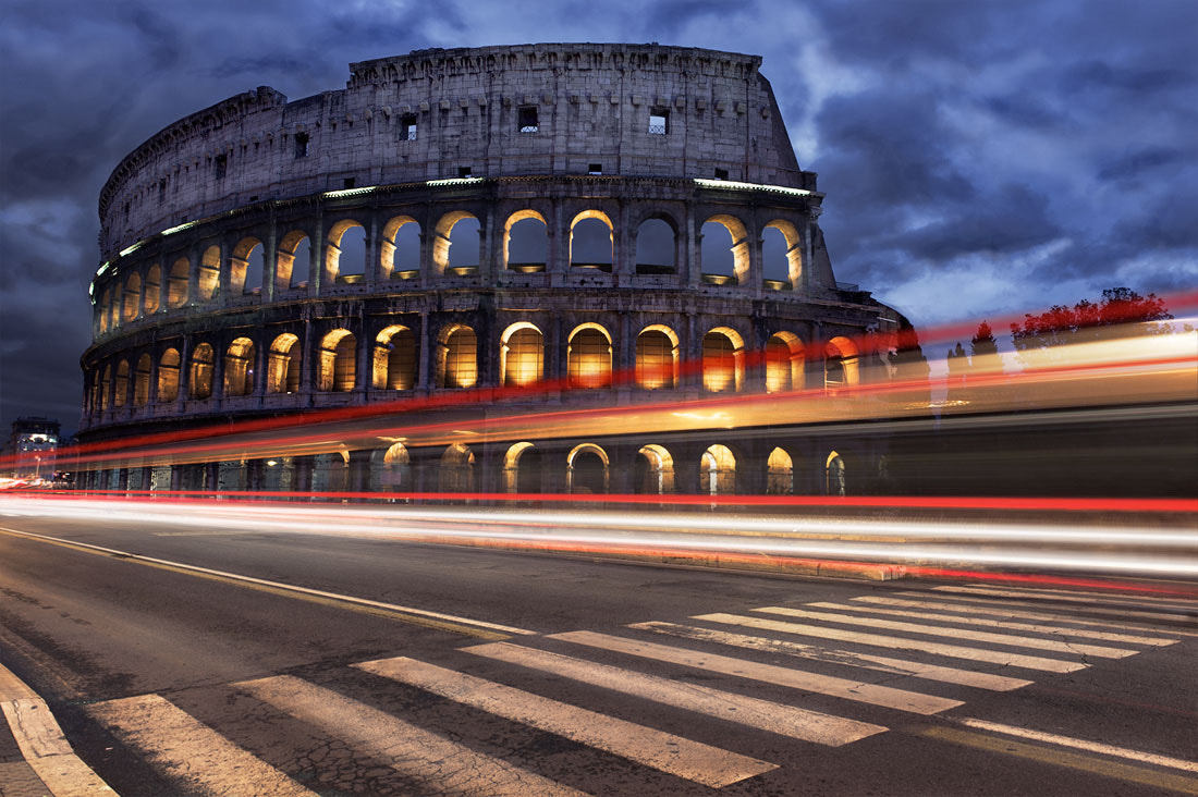 Photograph Coloseum by pixeldreamer  on 500px