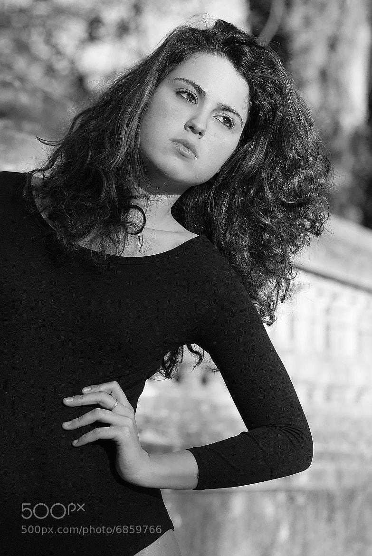 Photograph Eliana Santos by Ana Grave on 500px