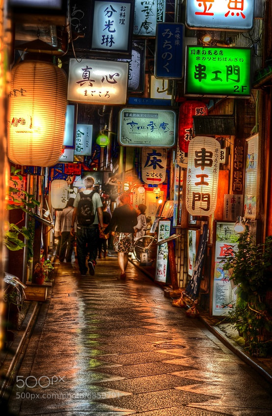 Photograph Japan Kyoto night story by Junites Uno on 500px