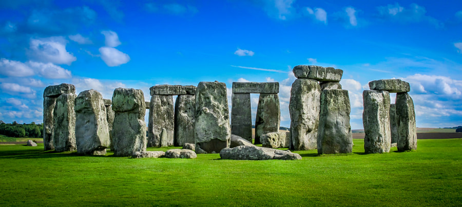 Photograph Stonehenge by Stefano Nuccio on 500px