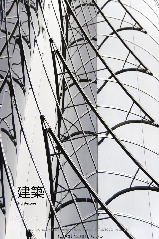Photograph 建築 Architecture: Spider web design by Robert Baum on 500px