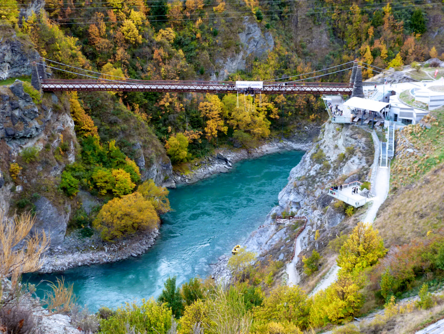 Kawarau Bungy Centre by Felicia Ng on 500px.com