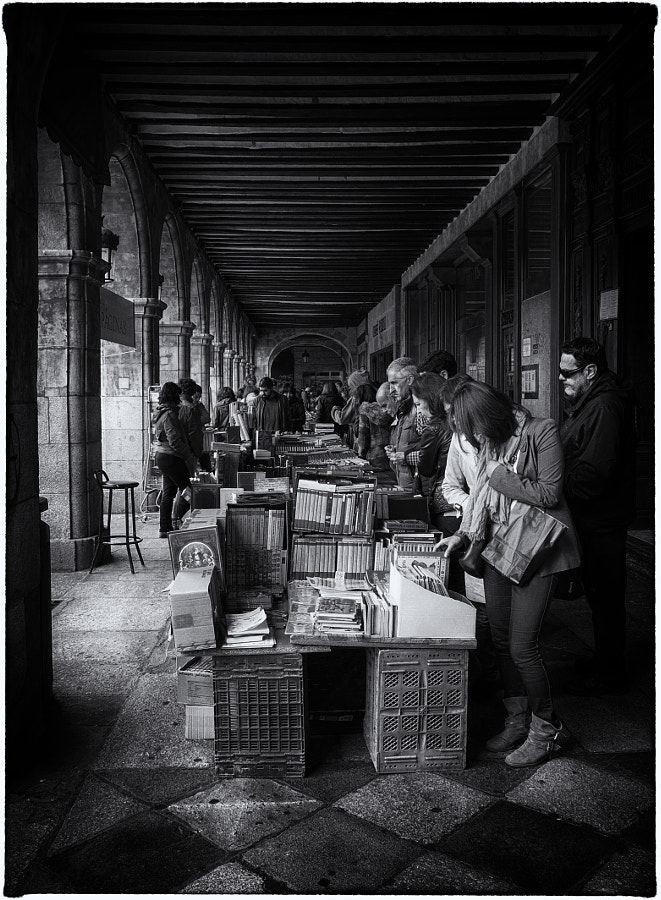 Photograph Día del libro by Anna  Schwensen on 500px