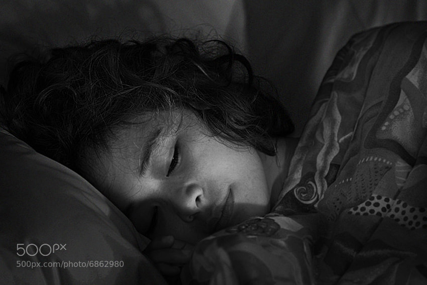 Photograph when the light woke me up by Alezandrov Dimitri on 500px