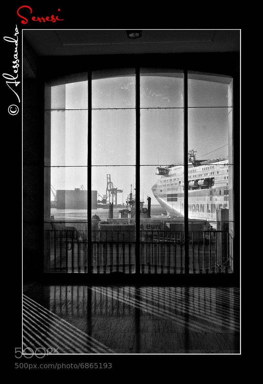 Photograph Porto di Ancona by Alessandro Serresi on 500px