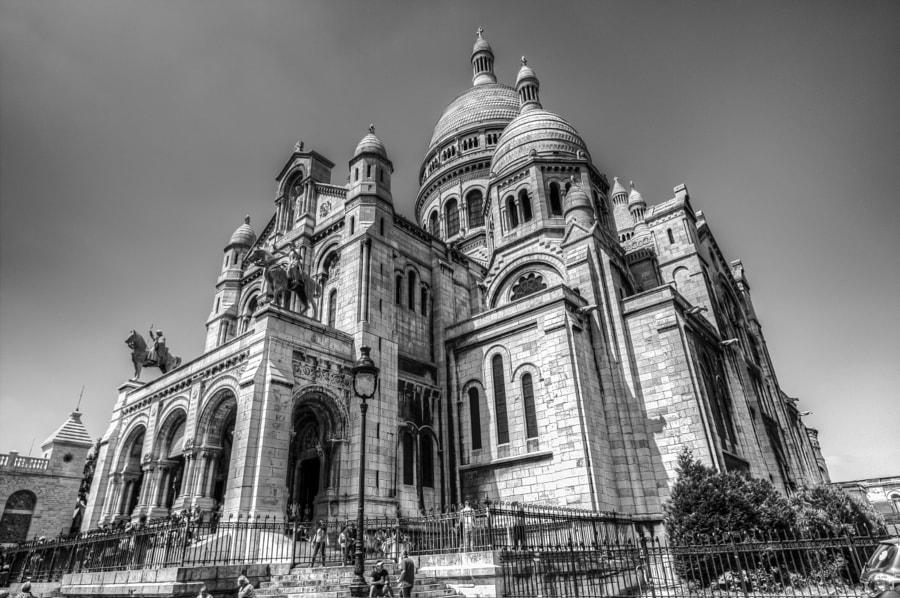 Sacre Coeur, Paris 6