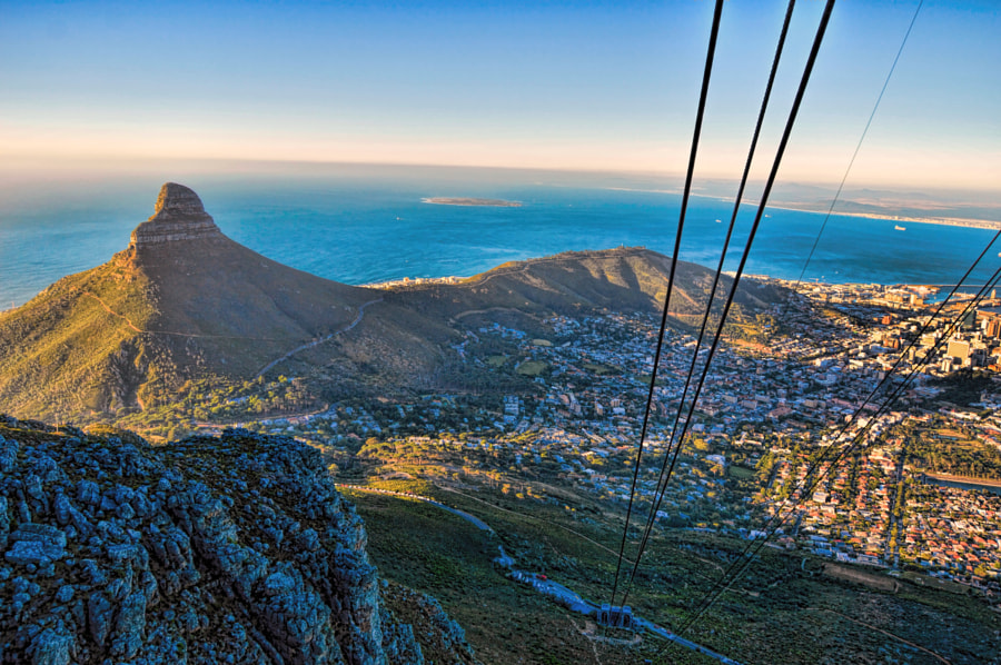 Table Mountain View by Ravi S R on 500px.com