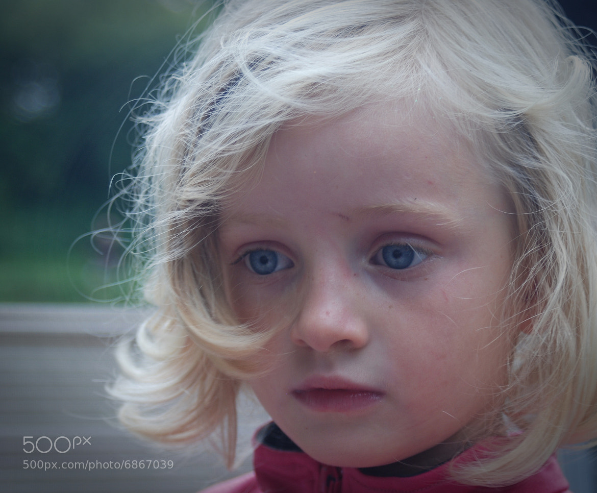Photograph Elsa by Audrey Barras on 500px