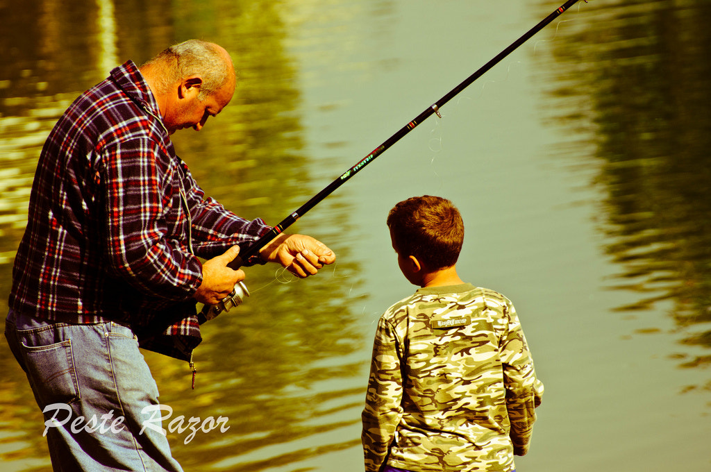 Photograph Teaching to the Child by Peste Razor on 500px