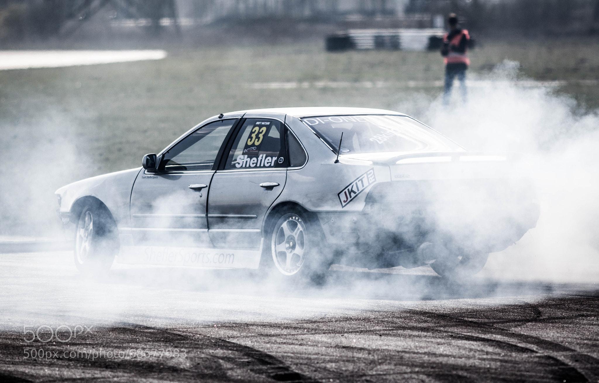 Photograph Drift race by SteFFun Aman on 500px