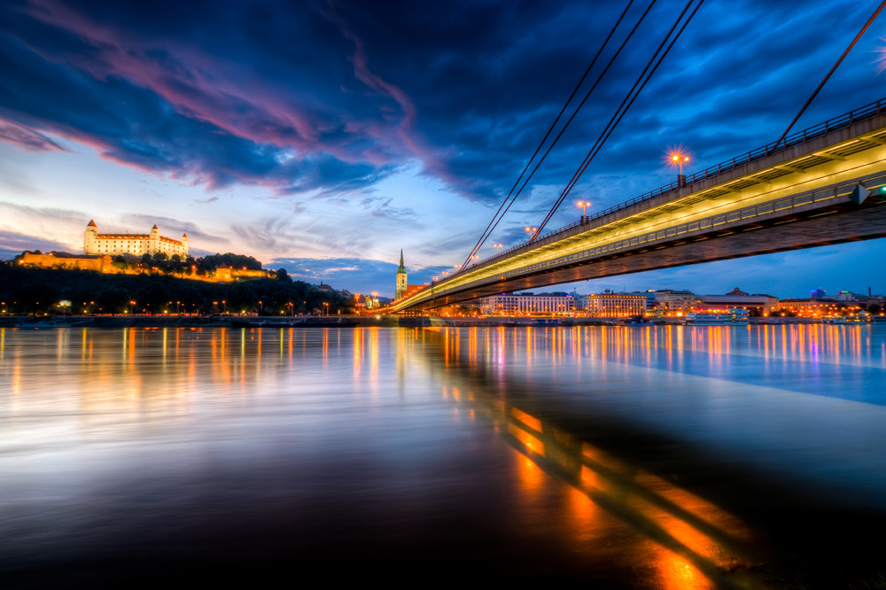 Photograph Night colors by Miroslav Petrasko on 500px