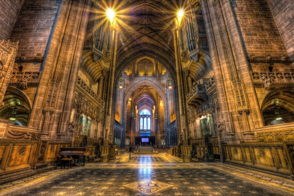 Photograph In the Cathedral by Miroslav Petrasko on 500px