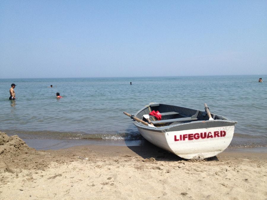 Lifeguard on Duty by Jason Brain on 500px.com