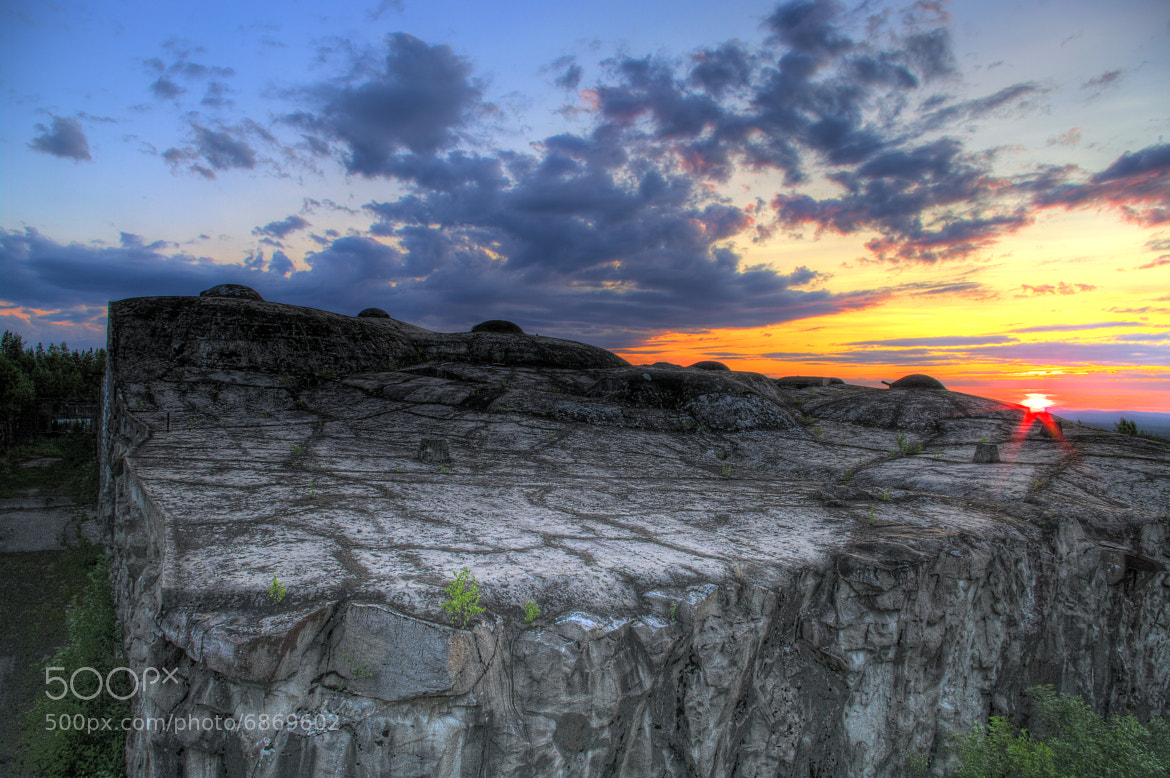 Photograph The Fort by Patrik Engman on 500px