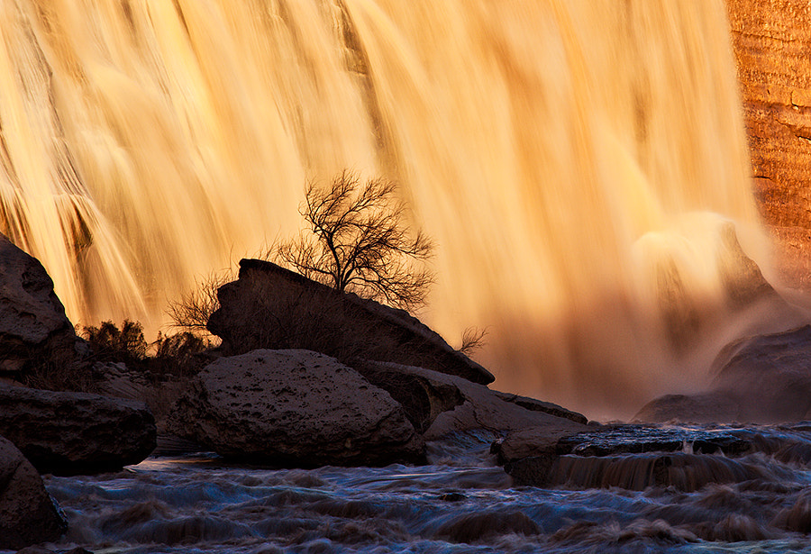 Photograph Grand Falls of the Little Colorado River by John Mumaw on 500px