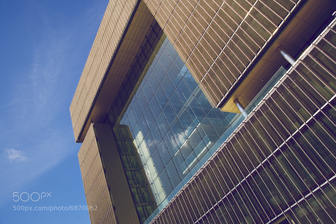 Photograph ThyssenKrupp Quartier IV by Ryk Er on 500px