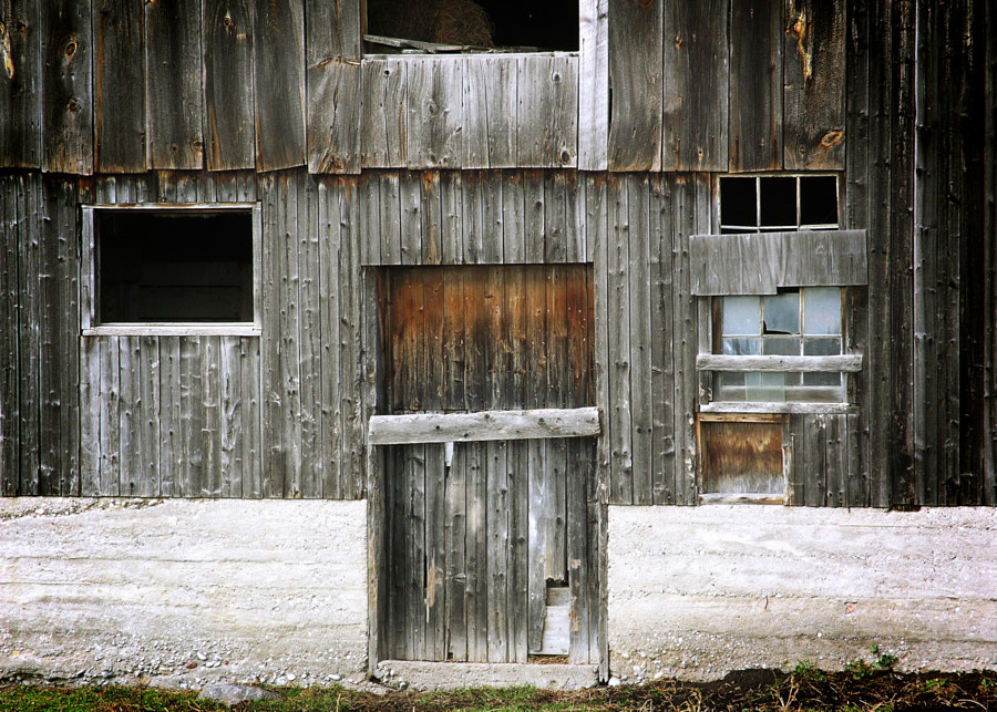 Boyd Farm Barn Wall