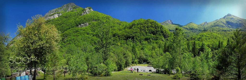 Photograph Mountain Landscape by Peste Razor on 500px