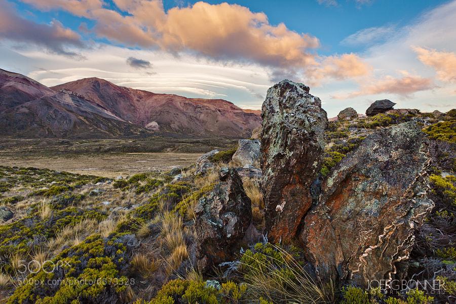 Photograph El Rincón by Joerg Bonner on 500px