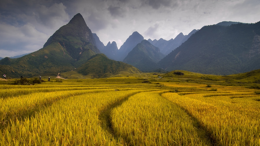 Photograph Highest Mountain In Indochina by Por Pathompat on 500px