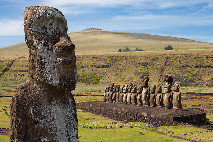 Photograph Welcome to Rapa Nui by Jacky CW on 500px