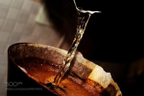 Photograph COFFEE by Ana Paula Maia on 500px