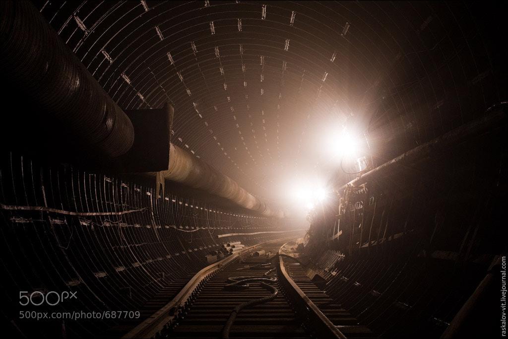 Photograph Ekaterenburg metro by Vitaliy Raskalov on 500px