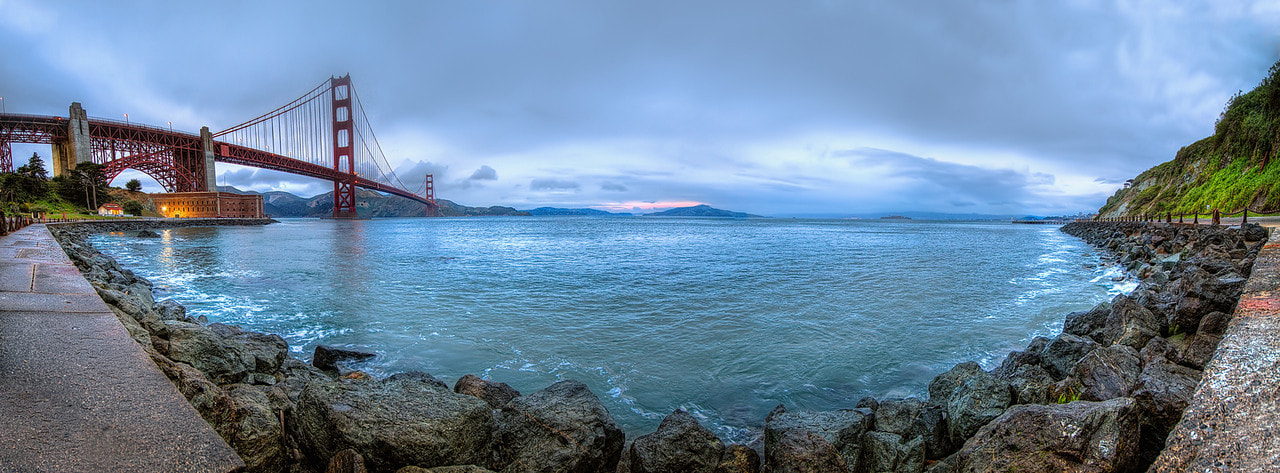 Photograph San Francisco Panorama by Michael Murphy on 500px