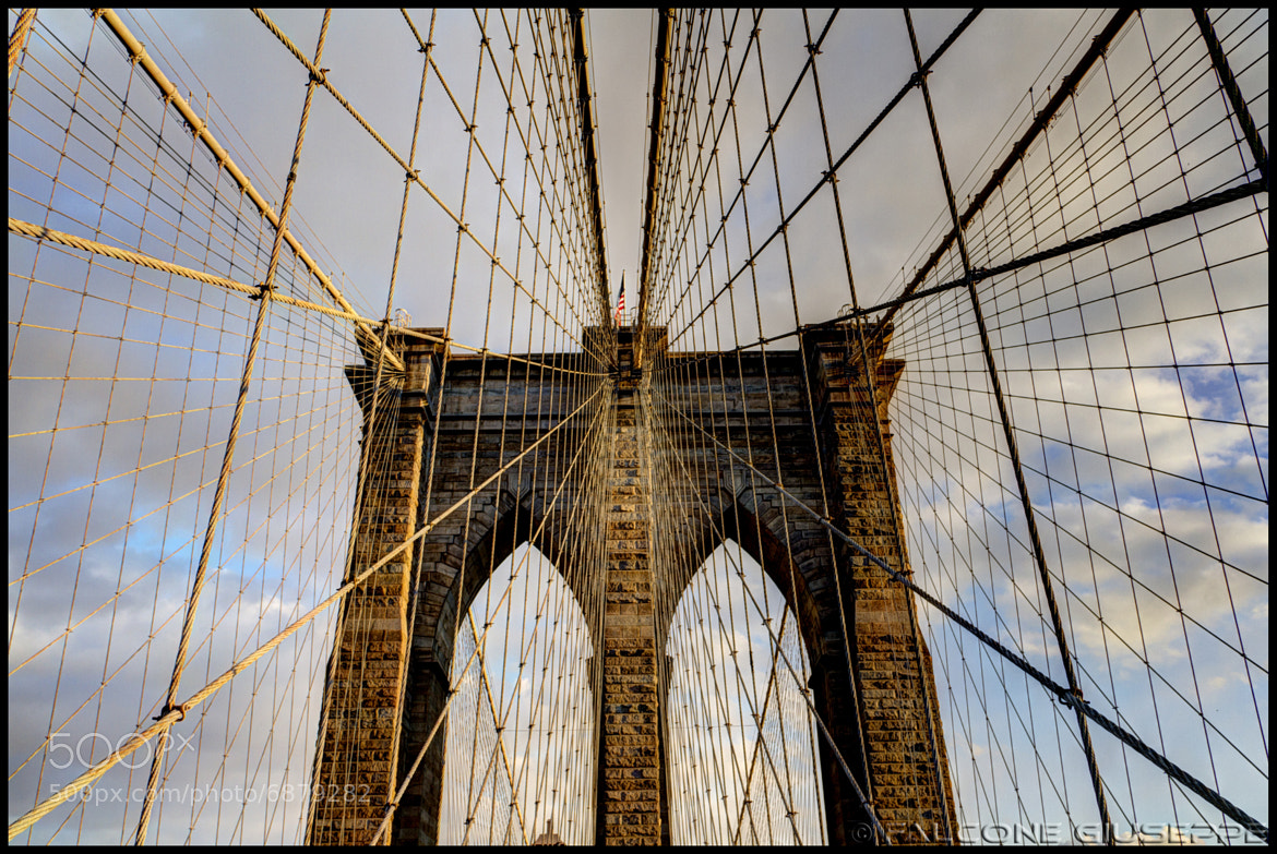 Photograph Brooklyn Bridge by Falcone Giuseppe on 500px
