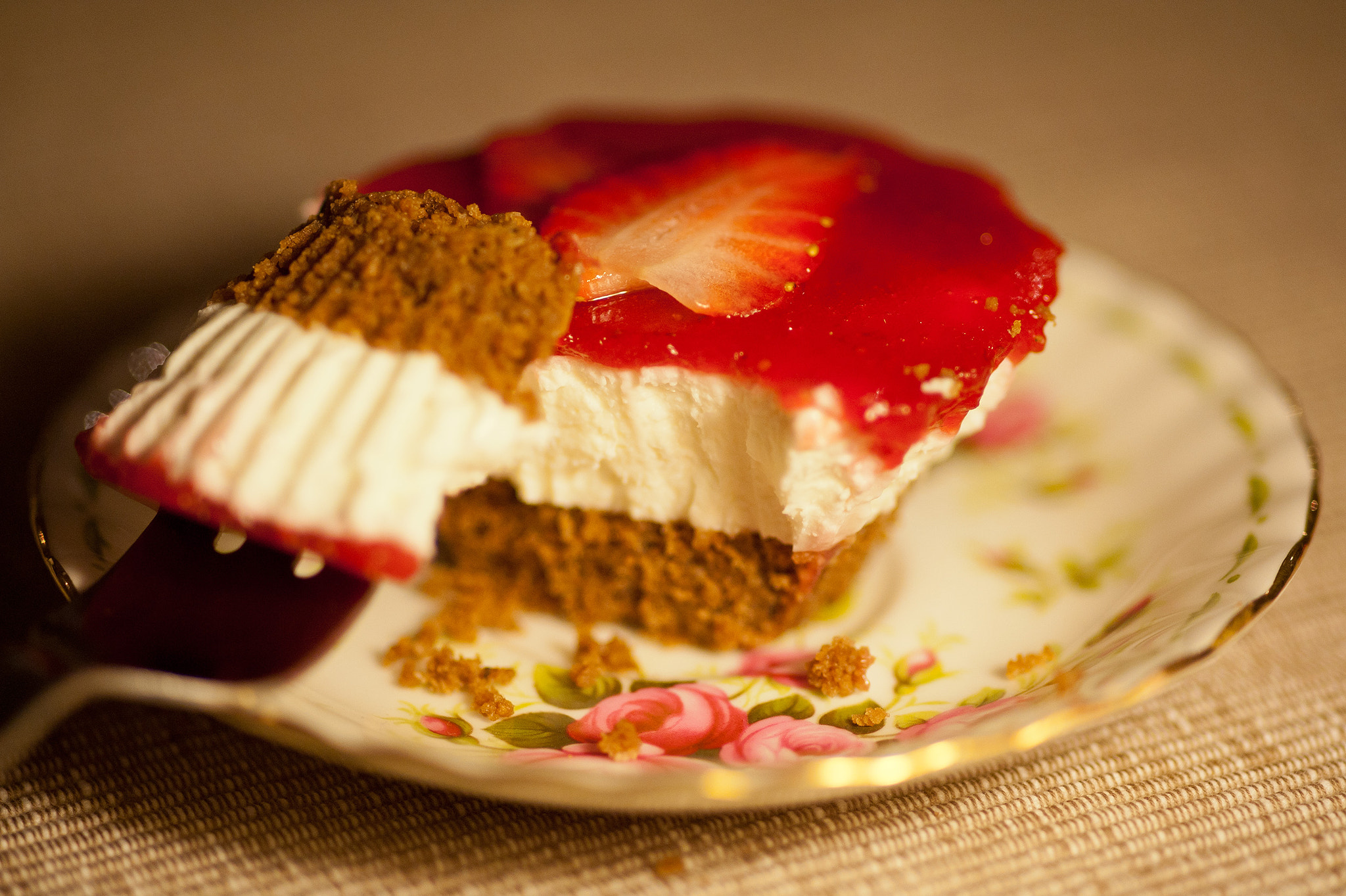 Photograph Cheesecake for one by Valentina Badini on 500px