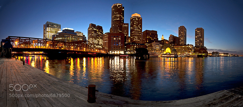 Photograph Boston Harbor by Marc G on 500px