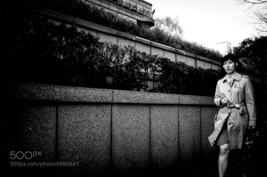Photograph She walks by Kimhwan SEOULIST on 500px
