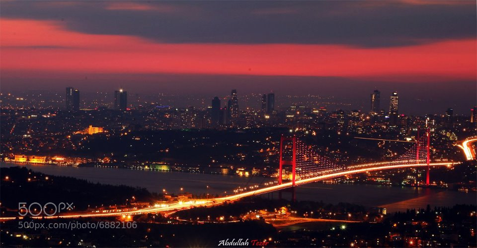 "Photograph My City "" İstanbul by Abdullah Tezer on 500px"