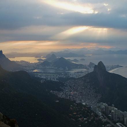 Sunrise in Rio de Janerio